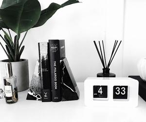 clock, granite, and room image