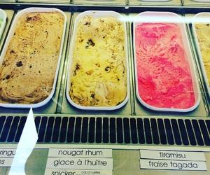 glaces, ice-cream, and non image