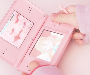 pink, game, and kawaii image