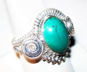 etsy, vintage jewelry, and summer ring image