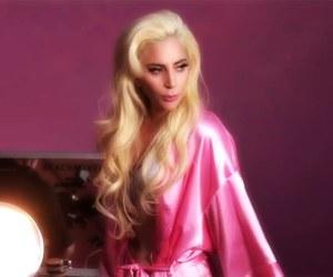blonde, victoria secret, and Lady gaga image