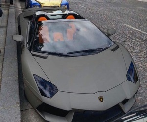 cars, lambo, and expensive image