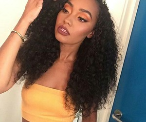 little mix, leigh anne pinnock, and makeup image