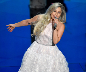 concert, Lady gaga, and 2015 image