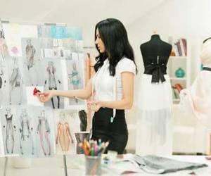 fashion design, studio, and workshop image