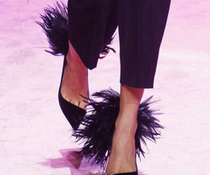 alexandre, high heels, and pfw image