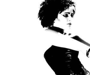 goth, siouxsie and the banshees, and trad goth image