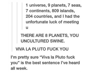funny, pluto, and post image
