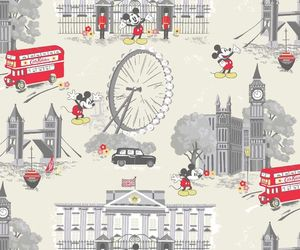 london, background, and disney image