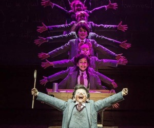song, matilda wormwood, and stage image