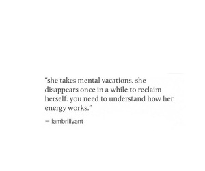 girl, mental, and quote image