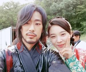 kdrama, yoon so hee, and kim seo kyung image