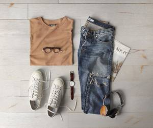 accessories, fashion, and guy image