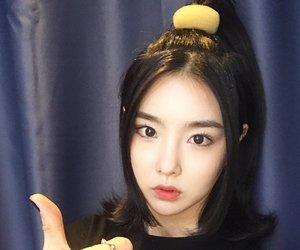 kpop, yuna, and brave girls image