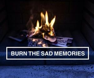 sad memories image