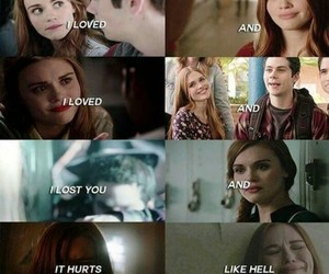 teen wolf, love, and stiles image