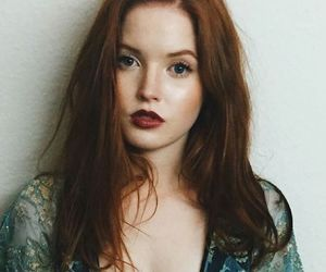 girl, model, and ellie bamber image