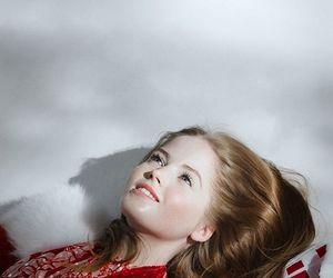 ginger, girl, and model image