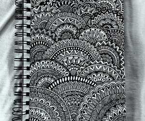 art, doodle, and wallpaper image