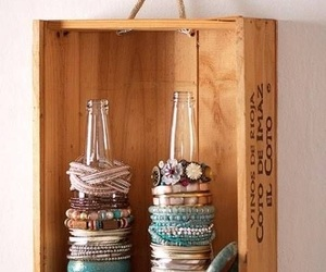 diy, bracelet, and bottle image