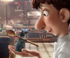 ratatouille, disney, and pixar image