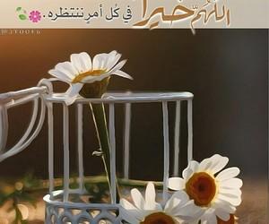 beutiful, زهور, and دُعَاءْ image
