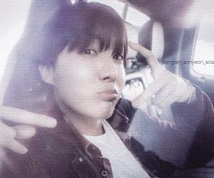 jin, korea, and kpop image