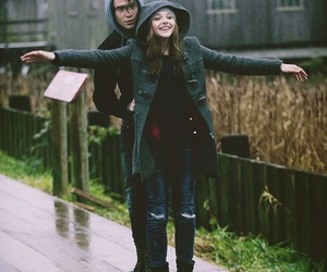 if i stay, love, and couple image