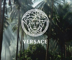 nature and Versace image