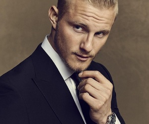 bjorn, vikings, and alexander ludwig image