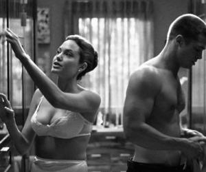 amazing, Angelina Jolie, and couple image