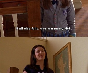 gilmore girls, marry, and marriage image
