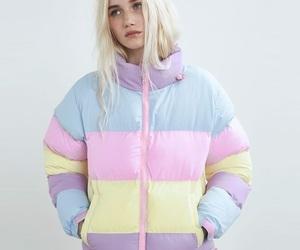 lazy oaf, pastel, and fashion image