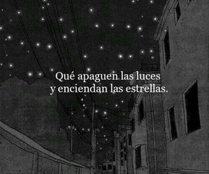 stars, frases, and night image