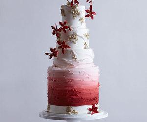 cake, beautiful, and nice image