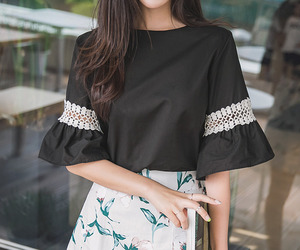 asian fashion, moda, and top image