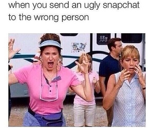 funny, photo, and ugly image