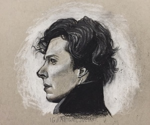 art, bbc, and drawing image