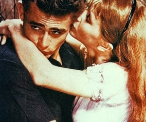 1950's, east of eden, and james dean image