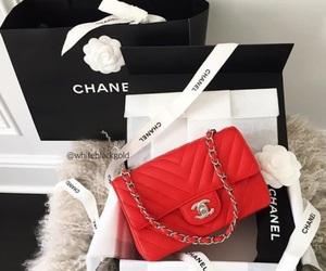 bag, chanel, and chanel bag image