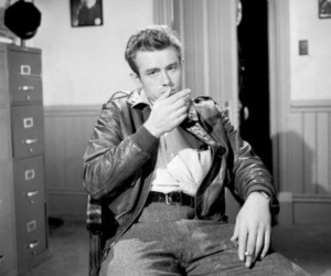 1950's, actor, and cigarette image