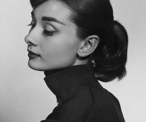 actress, audrey hepburn, and beauty image