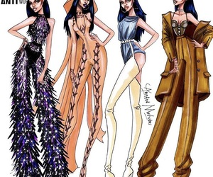fashion, outfit, and illustration image