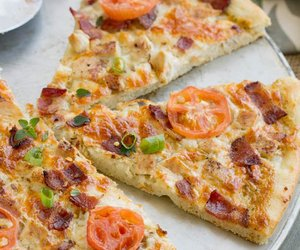 pizza and appetizer image