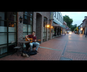guitar, netherlands, and photography image