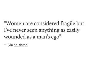 ego, men, and fragile image