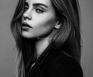model, girl, and beauty image