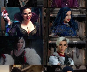 disney, once upon a time, and regina image