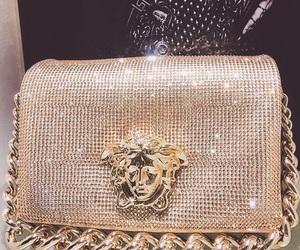 Versace, models, and аксессуар image