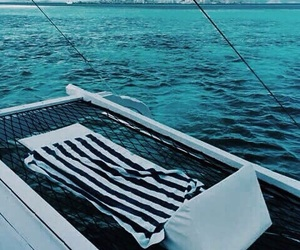 blue, weather, and paradise image